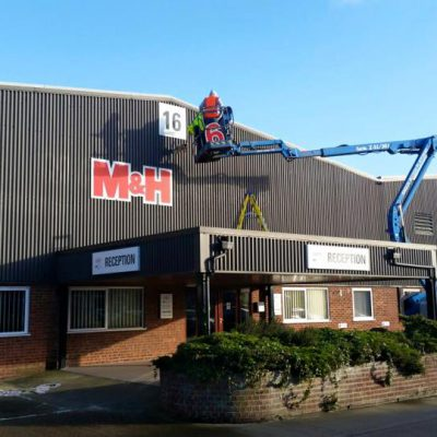 Exterior Signage Company Norwich Norfolk 2