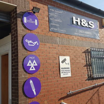 Exterior Signage Company Norwich Norfolk 3