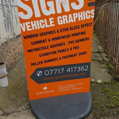 Exterior Signage Company Norwich Norfolk 5
