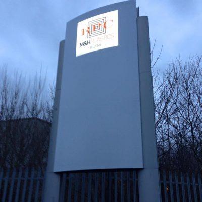 Loddon Sign Maker Norfolk MH Plastics 11