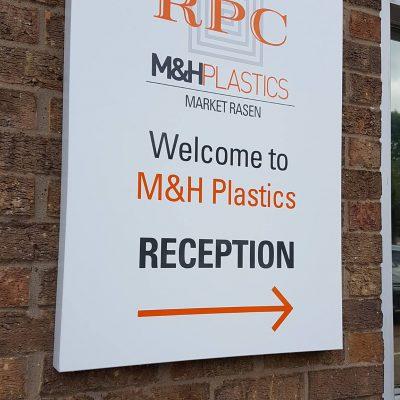 Loddon Sign Maker Norfolk MH Plastics 13