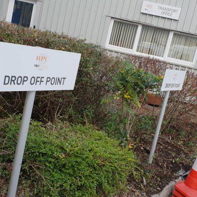 Loddon Sign Maker Norfolk MH Plastics 17