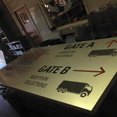 Loddon Sign Maker Norfolk MH Plastics 4