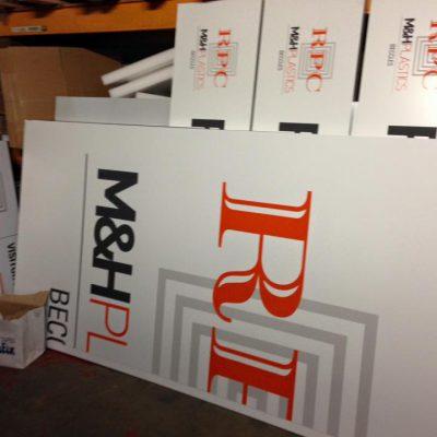 Loddon Sign Maker Norfolk MH Plastics 5