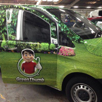 Norwich Norfolk Van Wrap