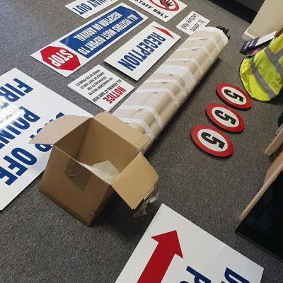 Sign Maker Chedgrave 2