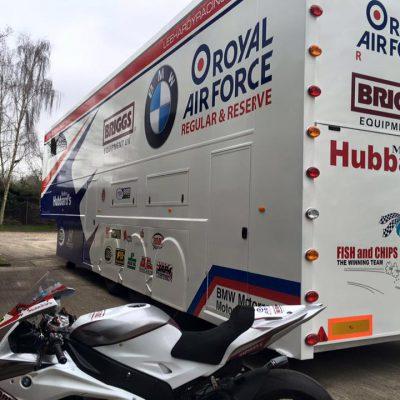 Truck Trailer Signage Norwich Norfolk 1