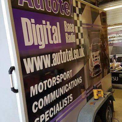 Truck Trailer Signage Norwich Norfolk 2