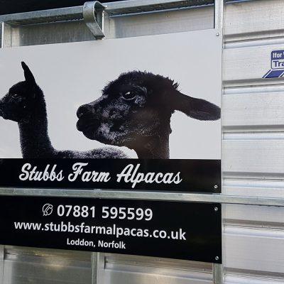 Truck Trailer Signage Norwich Norfolk 3