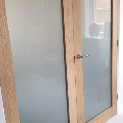 door glass frosting vinyl 3